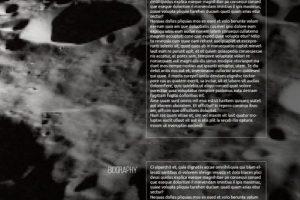Website design: moon