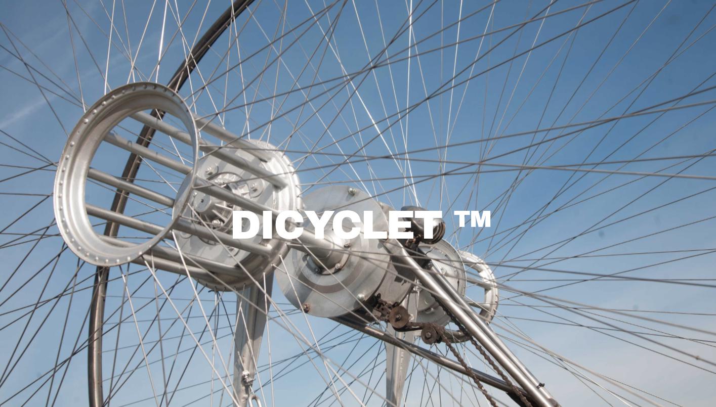 MIN-studio website portfolio: Dicyclet