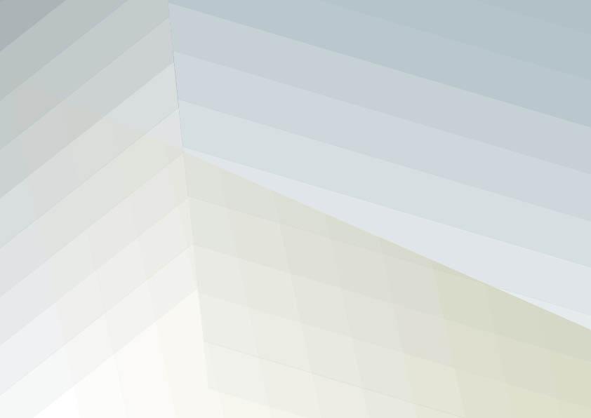 Visual design: gradient